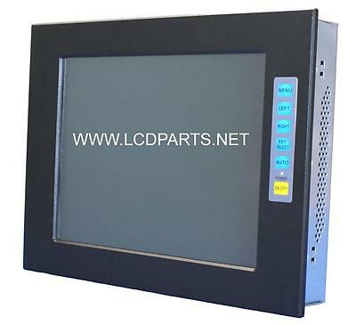 "MS121RPM1600 - 12.1"" Sunlight Readable Industrial Monitor with NEMA4/IP65 Bezel"