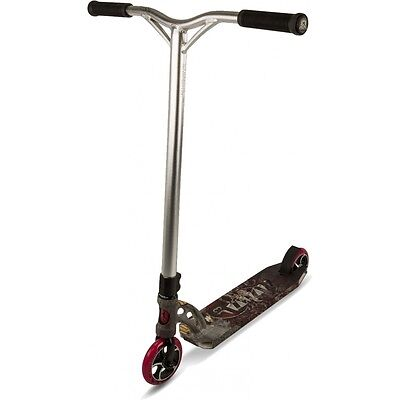 Madd Gear MGP VX6 Extreme Ltd Edition Stunt Scooter - Outlaw +Free T-Shirt