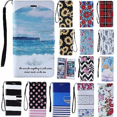 For Samsung Galaxy S5 Phone Magnetic Pu Leather Fashion Wallet Armor Cover Case