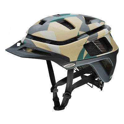 Smith Forefront MTB Helmet Matte Trail Camo Small
