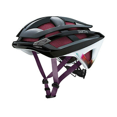 Smith Overtake Road Bike Helmet Black Ombre Large