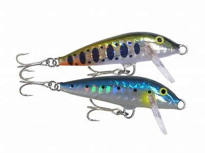 5629) Rapala COUNTDOWN ABACHI CDA-5 Japan style Special tuned Model Color variat