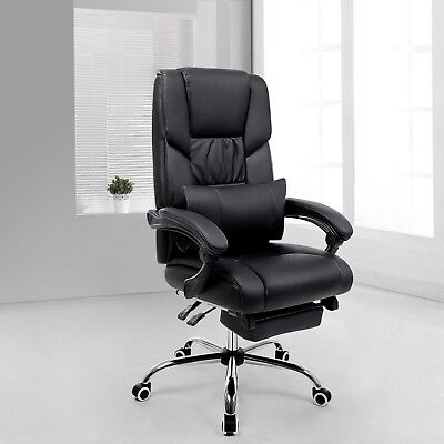 Songmics Office Chair swivel Sport Executive Racer Chair Racing Car Seat OBG71B