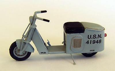 PLUS MODEL #4012 US Scooter Solo Resin-kit in 1:48