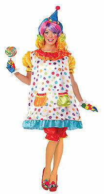 Adult Wiggles The Clown Circus Costume