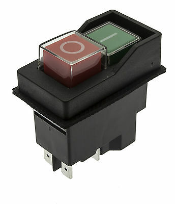 On/Off 110V Switch Fits BELLE Electric Cement Mixer Minimix 150