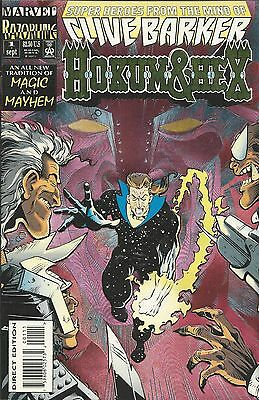 Clive Barker Hokum and Hex comic issue 1