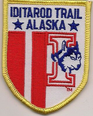 Souvenir  Patch - Iditarod Trail, Alaska