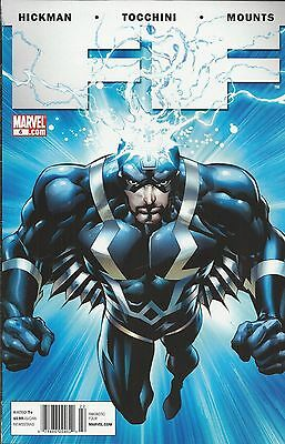 Marvel FF comic issue 6