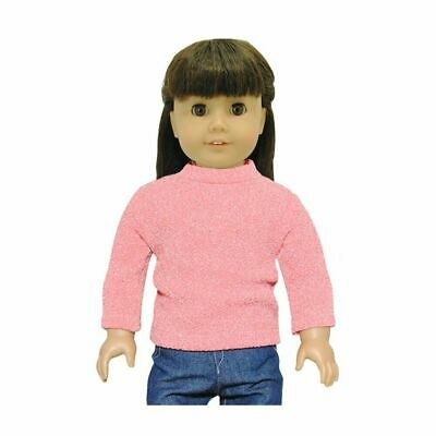Doll Clothes Blouse Sweater Outfit Fits American Girl & Other 18 Inch Dolls