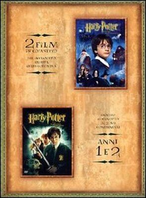 Harry Potter I + Harry Potter Ii Cofanetto Dvd