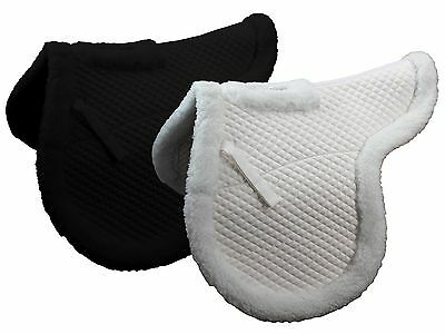 Derby Originals English Wither Relief Fleece Saddle Pad