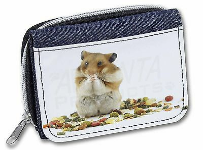 South American Chinchillas Girls//Ladies Denim Purse Wallet Christmas Gi ACH-1JW