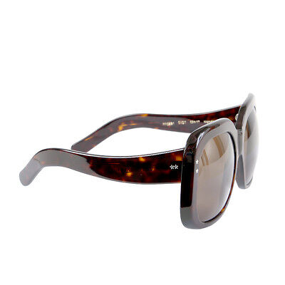 37212 auth CUTLER AND GROSS brown tortoise Sunglasses w brown Lenses