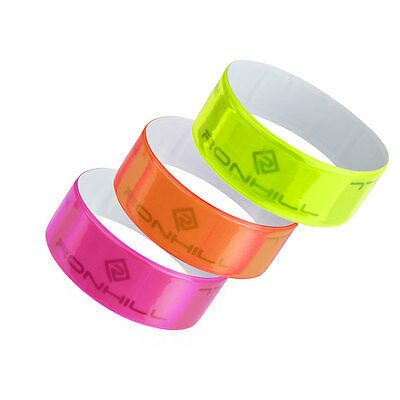 Ronhill Vizion L.E.D Arm Wrist Ankle Snap Band For Safety & Visibility *SALE*
