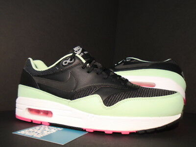 fd85472e840eb Nike Air Max 1 FB BLACK FRESH MINT GREEN PINK FLASH WHITE YEEZY 579920-066