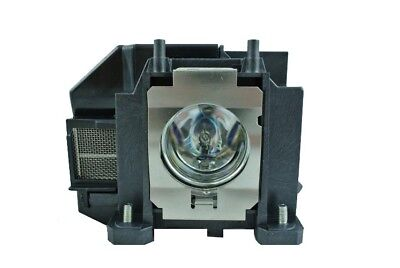 Original Equivalent Bulb in cage fits EPSON EX5210 Projector