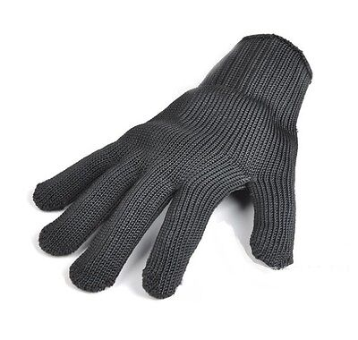 Cut Resistant Gloves NoCry High Performance Level 5 Protection Anti Slash 1 Pair