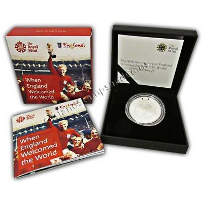 1966 FIFA World Cup �5 Silver Proof Coin
