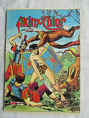 Akim Color Numero 11 Mon Journal 1968 Tres Rare Tbe