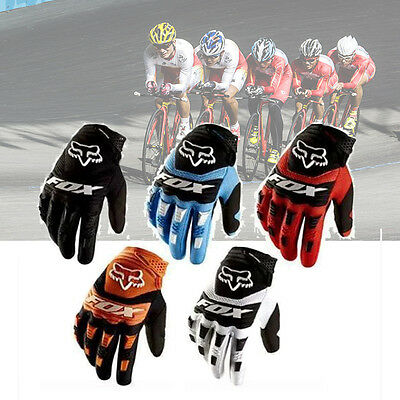 Motorcycle Racing Pro-Biker Fox Gloves Cycling Durable Windproof 5 Colors M/L/XL