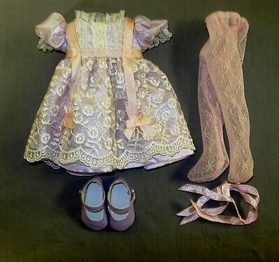 "Tonner Half Pint Sweetie Pie Outfit For 10"" Patsy And Ann Estelle New"