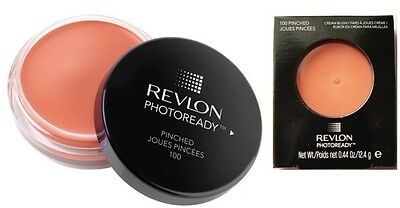 Revlon Cream Blush -100 Pinched- new in box