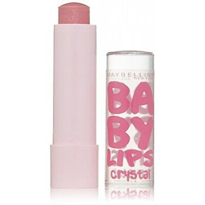 Maybelline Baby Lips Crystal Moisturizing Lip Balm -150 Mirrored Mauve- New