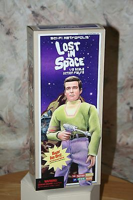 Sci-Fi Metropolis Lost In Space Major Don West 1/6 Scale Action Figure New