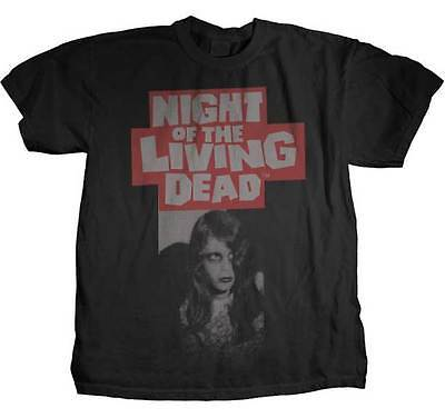 NIGHT OF THE LIVING DEAD Kyra T SHIRT S-2XL New Official Hi Fidelity Merchandise