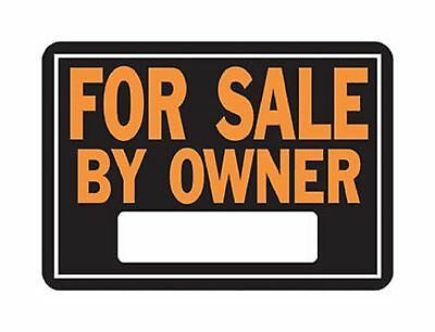 ALUMINUM SIGN For Sale By Owner Sign House, Car, Truck, Boat for sale
