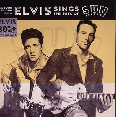 PRESLEY, Elvis - Elvis Sings The Hits Of Sun Records: 80th Anniversary Edition