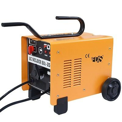 US Free Shipping 110V ARC 250 AMP Welder Welding Machine Soldering Accessories