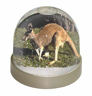 Kangaroo Photo Snow Dome Waterball Stocking Filler Gift, AK-2GL