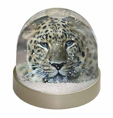 Leopard Photo Snow Dome Waterball Stocking Filler Gift, AT-22GL