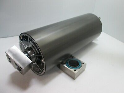 """Componex Idler Roller, Roll Dimensions: 14.75"""" x 6"""", With Shaft and Mounts"""