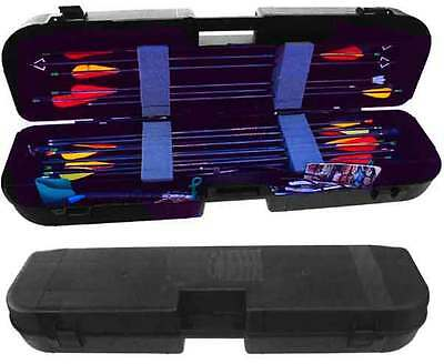 MTM Arrow Plus Case, Holds 36 Arrows, Black