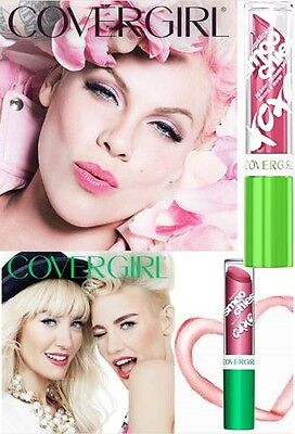 Covergirl Lipslicks Smoochies Lip Balm -575 Kiss & Tell- New