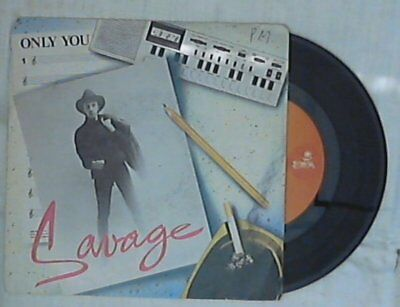 33982 45 giri 7 '' - Savage - Only You