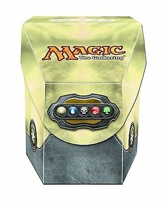 Porta Mazzo Ultra Pro Magic PRO HEX WHITE Bianco Commander Deck Box Oversized