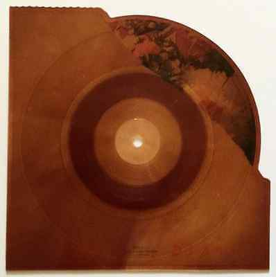 """GENESIS - That's All (7"""" Single) (Shaped Picture Disc) (EX/EX)"""