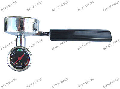 Portafilter Pressure Gauge Tester suit Gaggia Coffee Machine Maker Manometer C