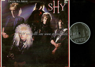 Lp--Shy Excess All Areas // Pl 71221