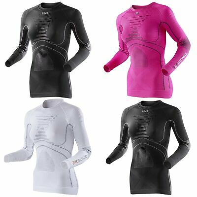 X-Bionic Lady Accumulator EVO Energy Shirt Long Sleeve Round Neck Funktionsshirt
