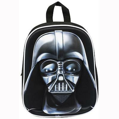 Star Wars Darth Vader Junior Backpack Childrens/Boys Rucksack School Holiday Bag