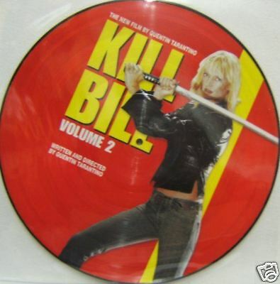 KILL BILL VOL.2 - ORIGINAL FILM-SOUNDTRACK - Picture LP