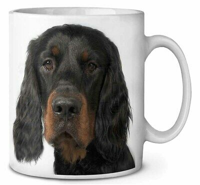 Gordon Setter Coffee/Tea Mug Christmas Stocking Filler Gift Idea, AD-GOR3MG