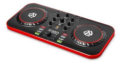 Ion Audio DJ Live USB PC DJ 2 Deck Controller System Inkl. Virtual DJ LE Mixer