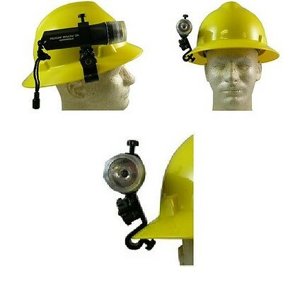 Pelican Large Light Clip for Full Brim Hard Hats