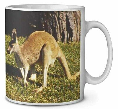 Kangaroo Coffee/Tea Mug Christmas Stocking Filler Gift Idea, AK-2MG